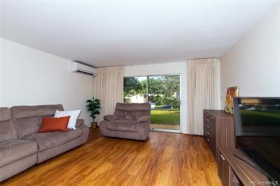 Aiea Condo/Townhouse For Sale: 98-1385 Kaahumanu Street #B