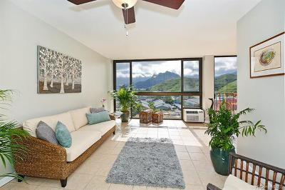 Kailua Condo/Townhouse For Sale: 322 Aoloa Street #804
