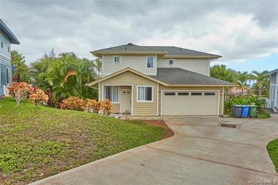 Kapolei HI Single Family Home For Sale: $649,000