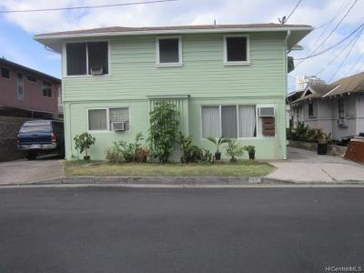 Honolulu Rental For Rent: 1929 Date Street #2