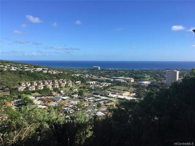 Honolulu County Residential Lots & Land For Sale: 1649a Paula Drive