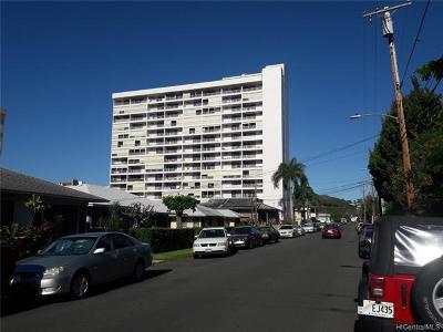 Honolulu Rental For Rent: 1419 Dominis Street #301