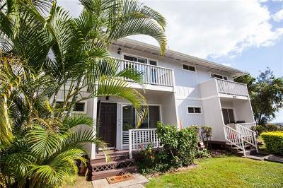 Honolulu County Condo/Townhouse For Sale: 98-871 Iho Place #C-80