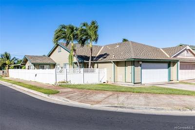 Waianae Single Family Home For Sale: 87-891 Kulauku Street