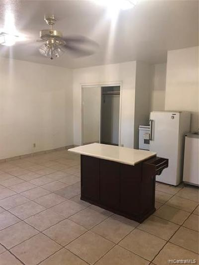 Central Oahu, Diamond Head, Ewa Plain, Hawaii Kai, Honolulu County, Kailua, Kaneohe, Leeward Coast, Makakilo, Metro Oahu, North Shore, Pearl City, Waipahu Rental For Rent: 87-279 Mikana Street #A