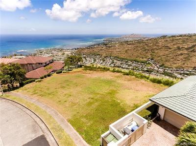 Honolulu Residential Lots & Land For Sale: 1153 Ikena Circle
