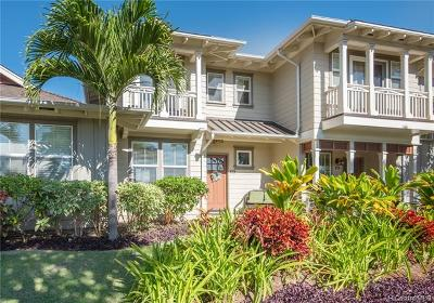 Ewa Beach Condo/Townhouse For Sale: 91-1322 Keoneula Boulevard #402