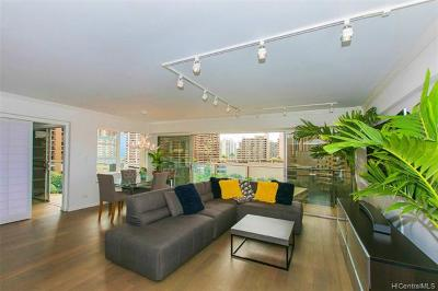 Honolulu HI Condo/Townhouse For Sale: $640,000