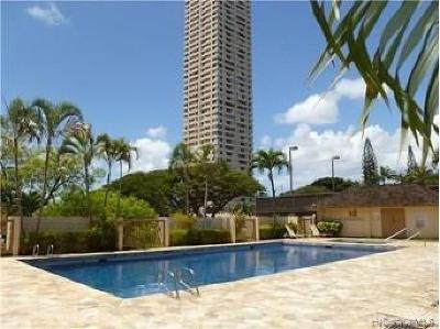 Honolulu Condo/Townhouse For Sale: 1060 Kamehameha Highway #4106A
