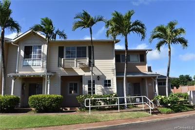 Waipahu Condo/Townhouse For Sale: 94-748 Lumiauau Street #BB7
