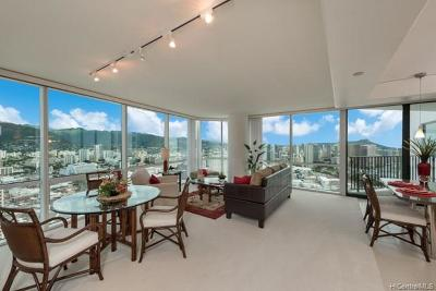 Honolulu HI Condo/Townhouse For Sale: $1,295,000