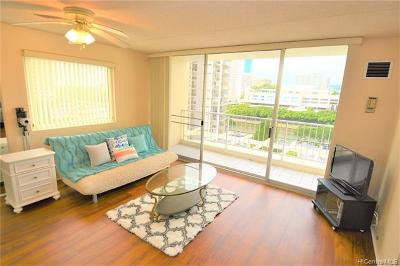 Honolulu Condo/Townhouse For Sale: 400 Hobron Lane #802