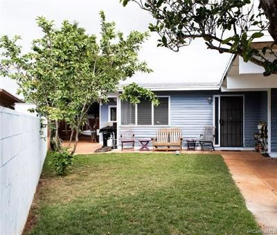 Ewa Beach Single Family Home For Sale: 91-847 Kapana Place