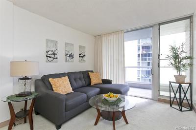 Honolulu Condo/Townhouse For Sale: 2651 Kuilei Street #B64