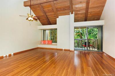 Kaneohe HI Condo/Townhouse For Sale: $599,000
