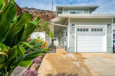 Waipahu Single Family Home For Sale: 94-556 Koaleo Street #A