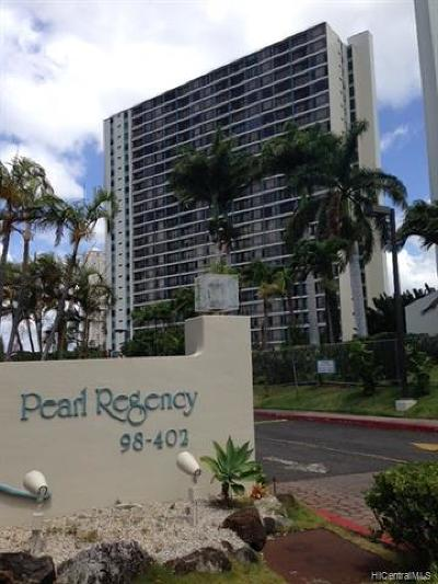 Central Oahu, Diamond Head, Ewa Plain, Hawaii Kai, Honolulu County, Kailua, Kaneohe, Leeward Coast, Makakilo, Metro Oahu, North Shore, Pearl City, Waipahu Rental For Rent: 98-402 Koauka Loop #1513