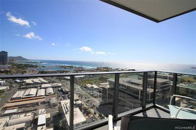 Honolulu HI Condo/Townhouse For Sale: $960,000