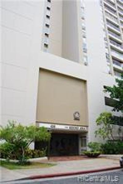 Honolulu Condo/Townhouse For Sale: 430 Keoniana Street #1404