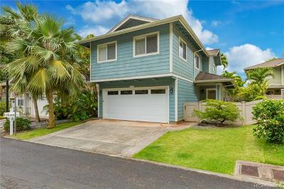 Mililani Single Family Home For Sale: 95-1135 Wikao Street #94