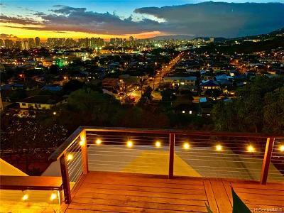 Honolulu, Kailua, Waimanalo, Honolulu, Kaneohe Multi Family Home For Sale: 3405 Sierra Drive