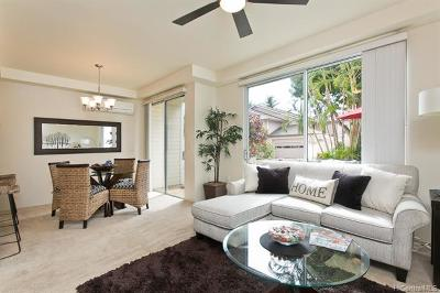 Condo/Townhouse In Escrow Showing: 92-1483h Aliinui Drive #30H