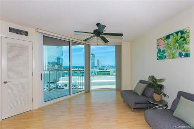 Honolulu Condo/Townhouse For Sale: 801 S King Street #1402