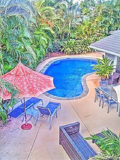 Hawaii County, Honolulu County Rental For Rent: 4756 Kolohala Street