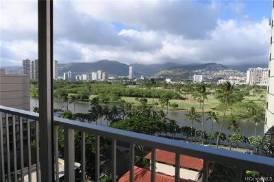 Honolulu Condo/Townhouse For Sale: 2452 Tusitala Street #1009