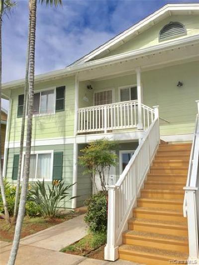 Waipahu Condo/Townhouse For Sale: 94-510 Lumiaina Street #C201
