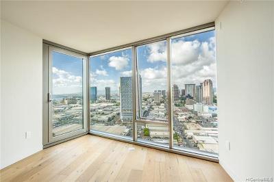 Honolulu HI Condo/Townhouse For Sale: $909,000