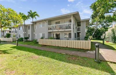 Waipahu Condo/Townhouse For Sale: 94-524 Kupuohi Street #16/102