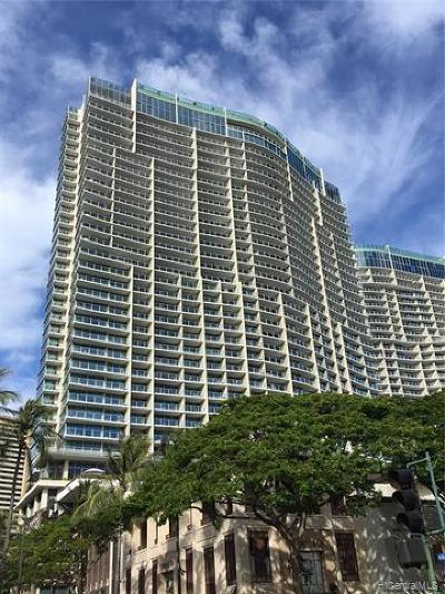Honolulu Condo/Townhouse For Sale: 383 Kalaimoku Street #2408