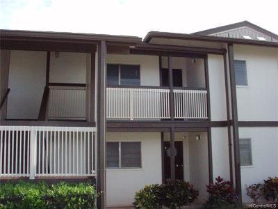 Waipahu Condo/Townhouse For Sale: 94-615 Kahakea Street #6E