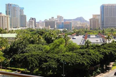 Honolulu HI Condo/Townhouse For Sale: $299,000