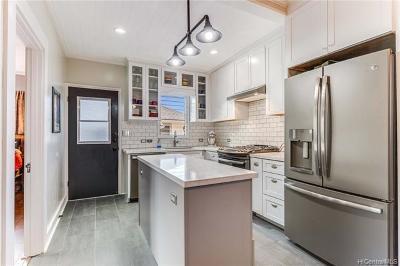 Single Family Home For Sale: 2419 Kanealii Avenue #1