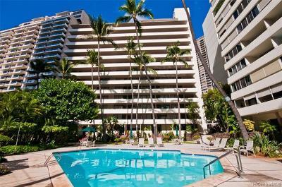 Honolulu HI Condo/Townhouse For Sale: $130,000
