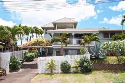 Single Family Home For Sale: 67-409 Alahaka Street