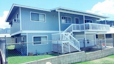 Honolulu HI Single Family Home For Sale: $1,050,000