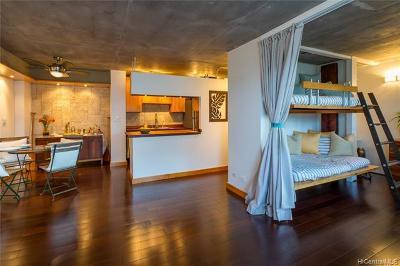 Condo/Townhouse For Sale: 2415 Ala Wai Boulevard #505