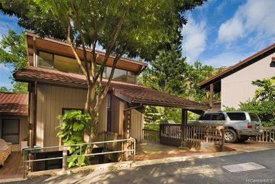 Single Family Home For Sale: 1487 Hiikala Place #20