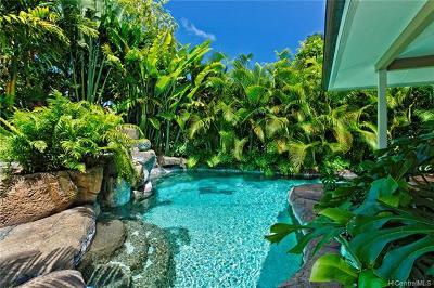 Kailua Rental For Rent: 876/B Aalapapa Drive
