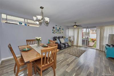 Waianae Single Family Home For Sale: 87-119 Helekula Place