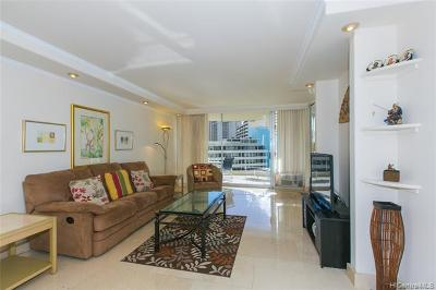 Honolulu Condo/Townhouse For Sale: 469 Ena Road #1402