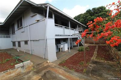 Aiea Single Family Home For Sale: 99-236 Aiea Heights Drive