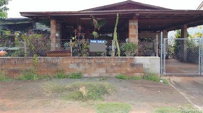 Pearl City Single Family Home For Sale: 727 Puu Kula Drive