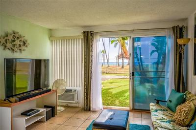 Waianae HI Condo/Townhouse For Sale: $152,000