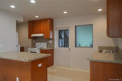 Kaneohe Rental For Rent: 45-417 Puahuula Place #A