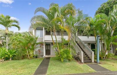 Mililani Condo/Townhouse For Sale: 95-713 Lanikuhana Avenue #Q101