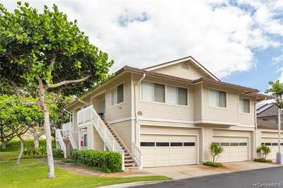 Single Family Home In Escrow Showing: 92-1491c Aliinui Drive #26C